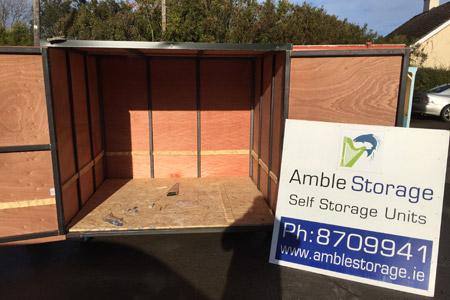 Amble Storage Pod